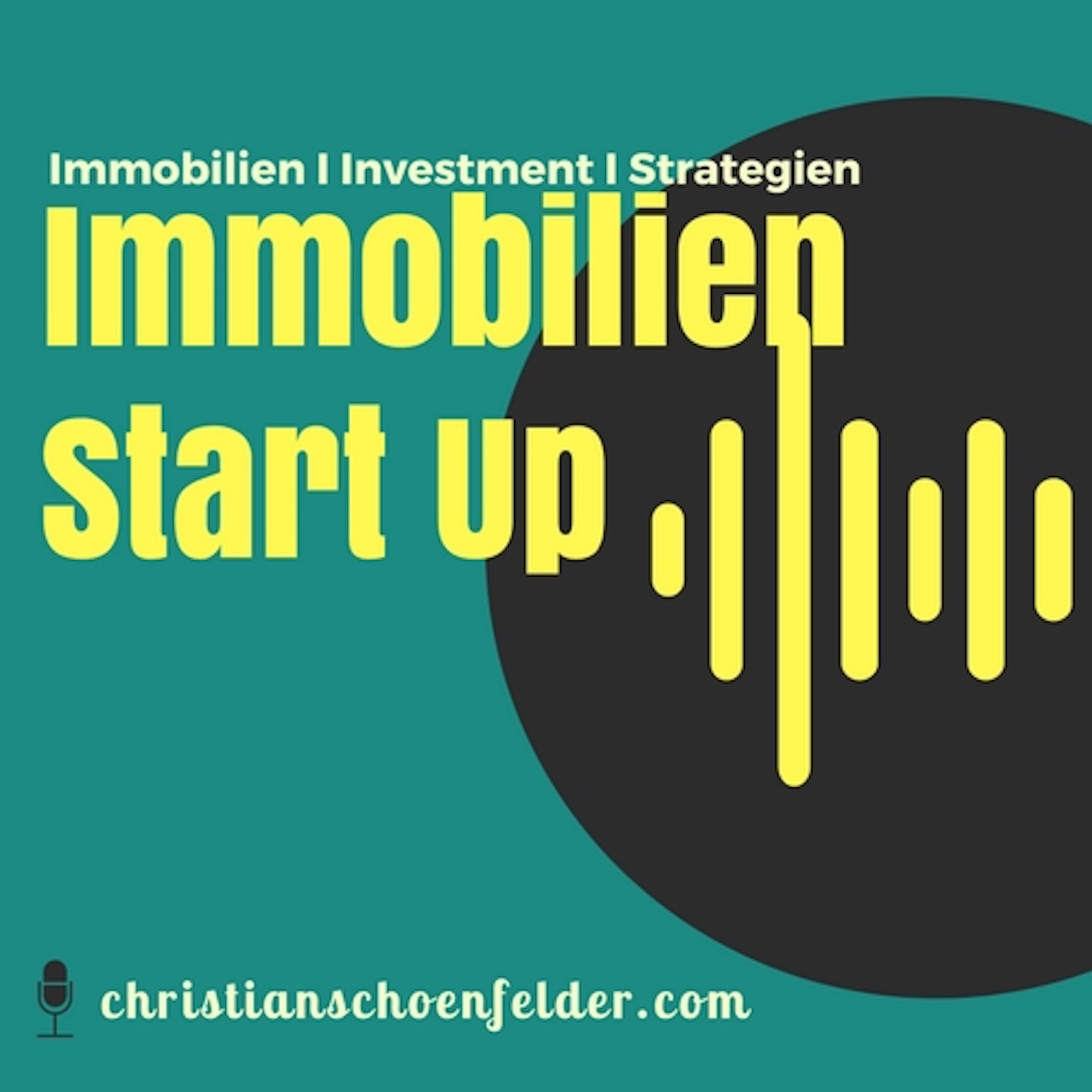 Immobilien Investment StartUp Podcast logo