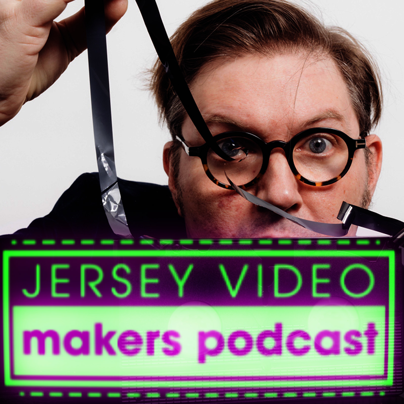 Jersey Video Makers Podcast show art