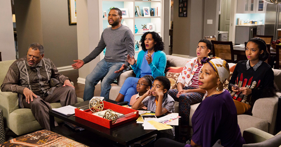 'Blackish' creator Kenya Barris and show runner Jonathan Groff