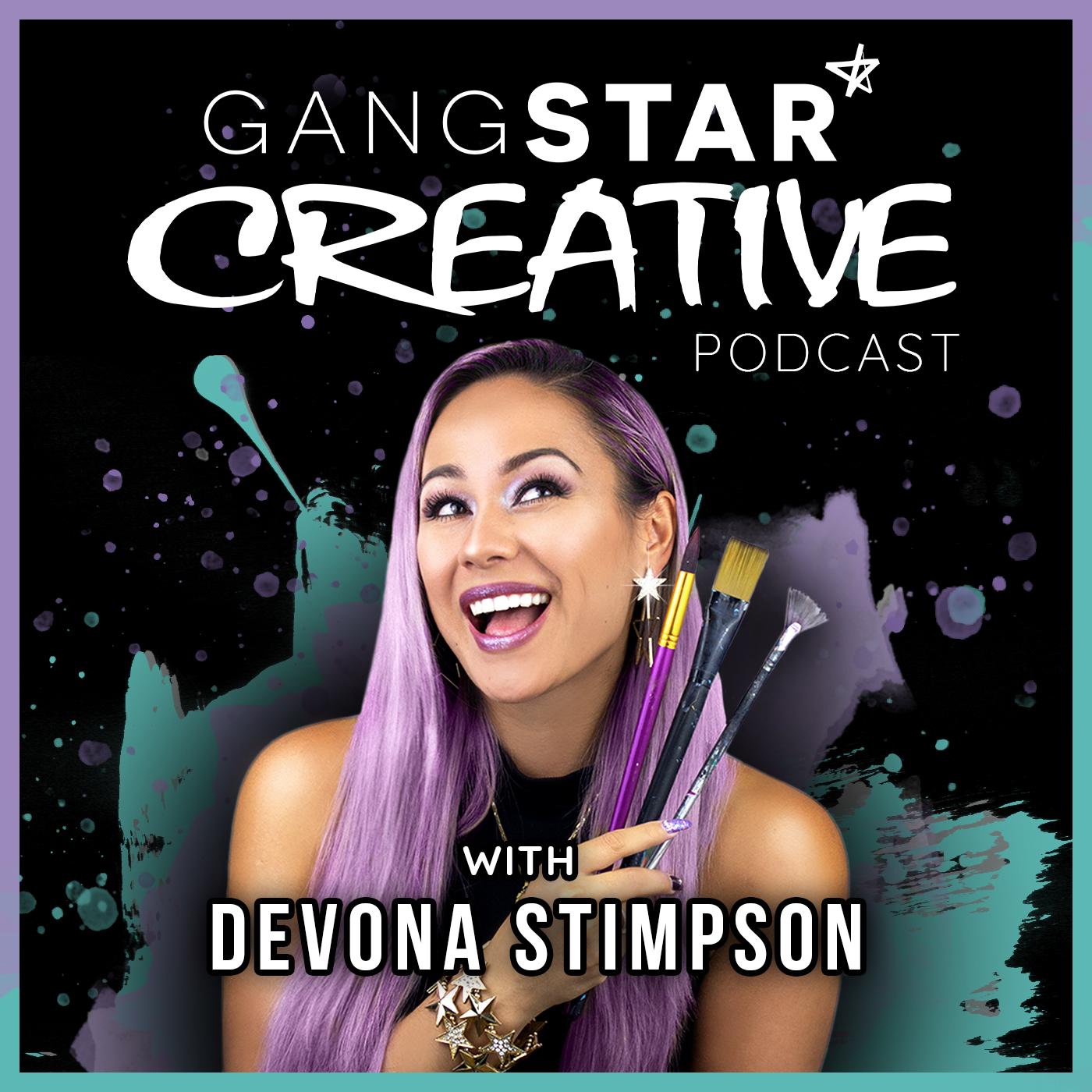gangSTAR* Creative Podcast show art