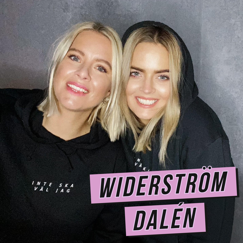 203. Två tjejkvinnor på Gotland