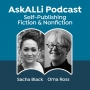 Artwork for Using ACCESS Marketing to Get Your Book In Front of the Right Readers, With Sacha Black and Orna Ross: Self-Publishing Fiction & Nonfiction Podcast
