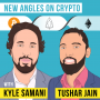 Artwork for New Angles on Crypto - Kyle Samani and Tushar Jain - [Invest Like the Best, EP.92]