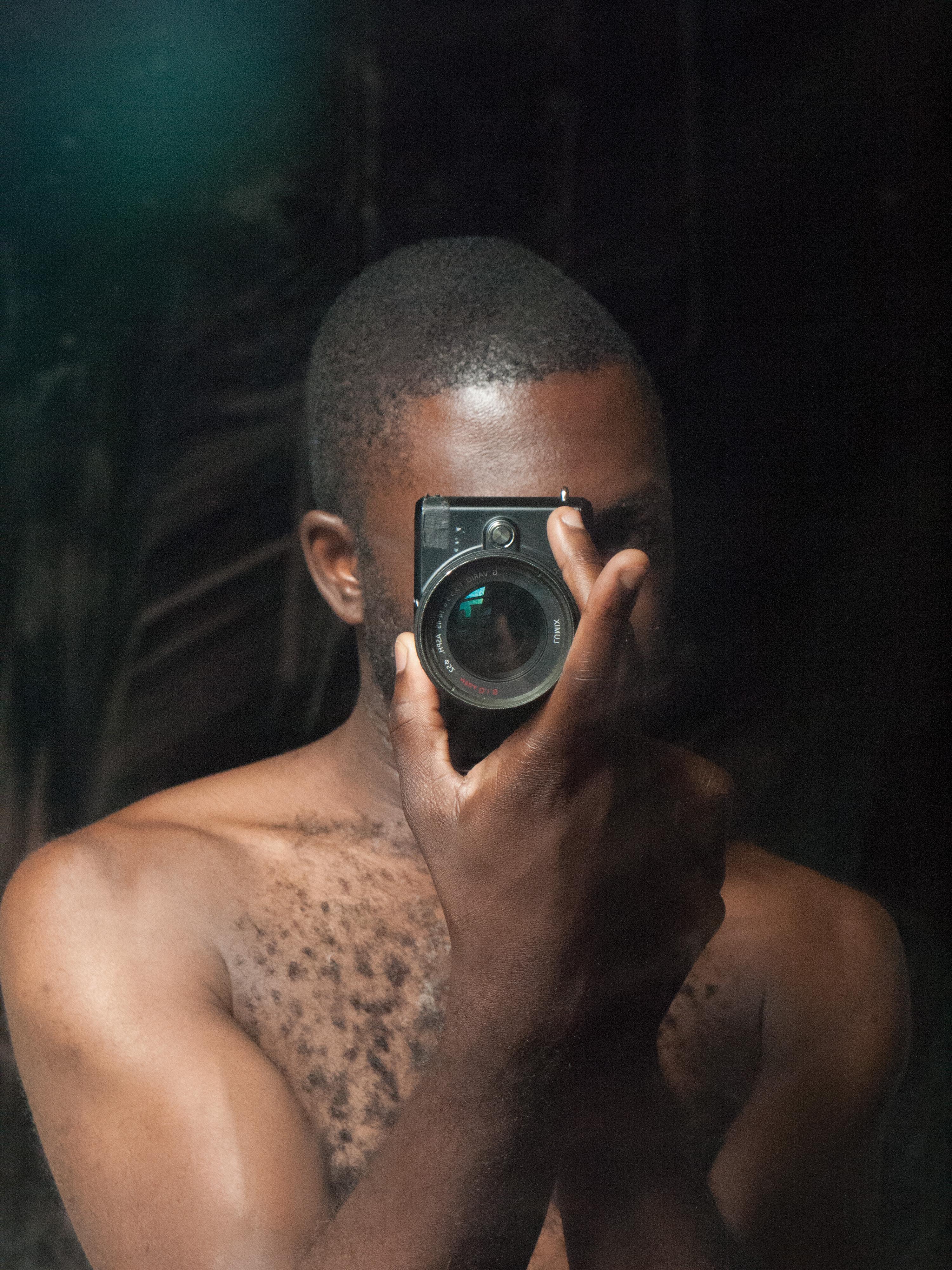 Paul Mpagi Sepuya photograph