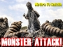 Artwork for Mothra vs Godzilla | Monster Attack Ep.136