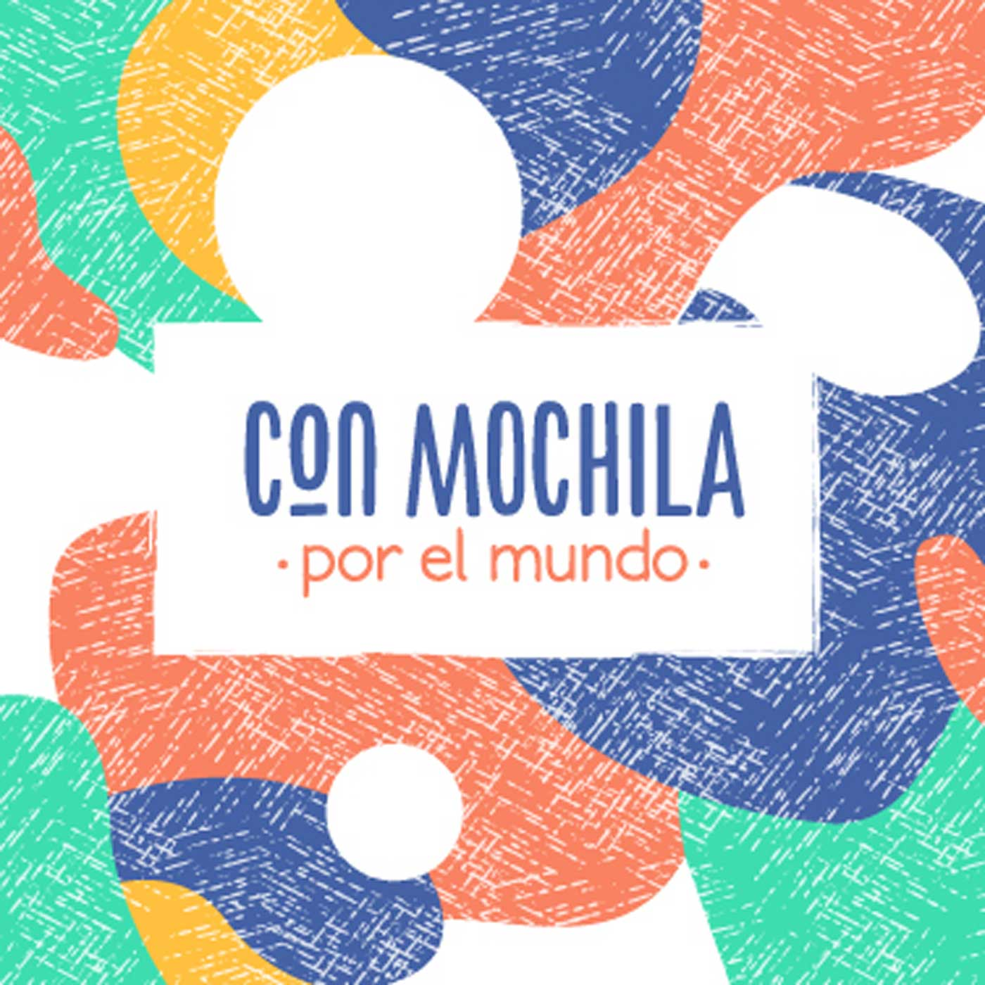 Podcast de Viajes (Con Mochila por el Mundo) show art