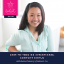 Artwork for 7: How to Take an Intentional Content Hiatus with Reina Pomeroy