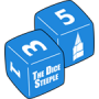 Artwork for The Dice Steeple - Episode 37 - Game Toppers with Burky