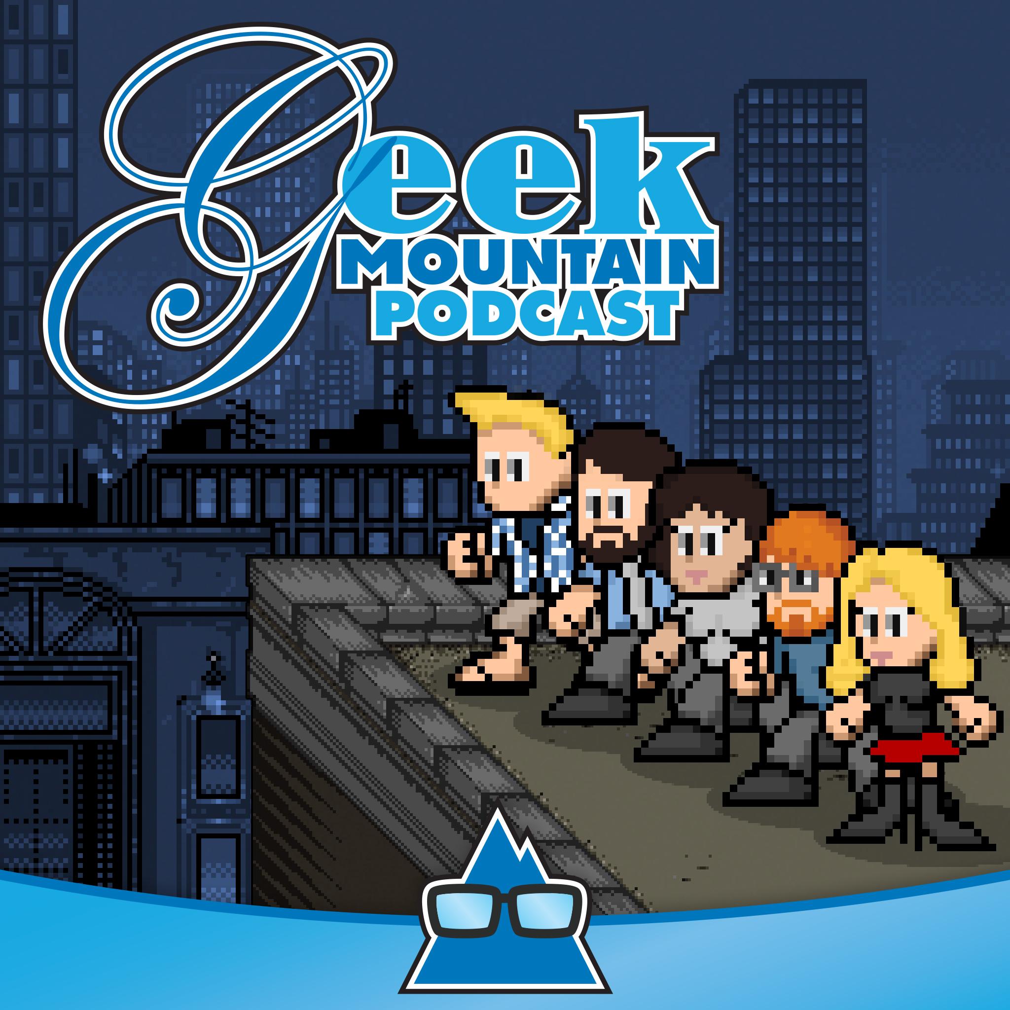 Geek Mountain Podcast show art
