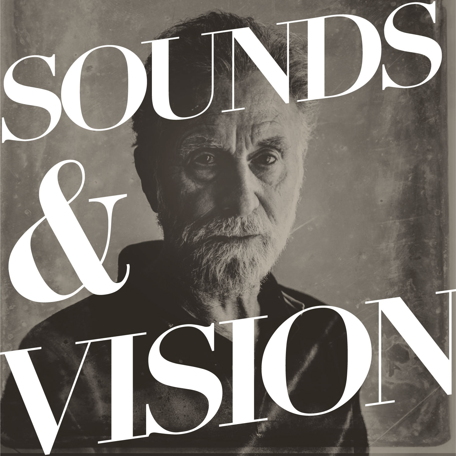 Sounds and Vision Podcast show art