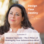 Artwork for Beyond Hypnosis - The 3 Pillars of Leveraging Your Subconscious Mind