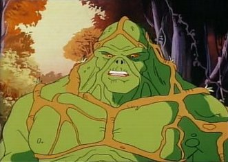 Back in Toons Classics- Swamp Thing: The animated series
