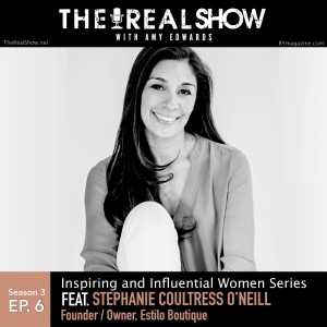 TRS Season 3, Episode 6: Inspiring and Influential Women feat. Stephanie Coultress