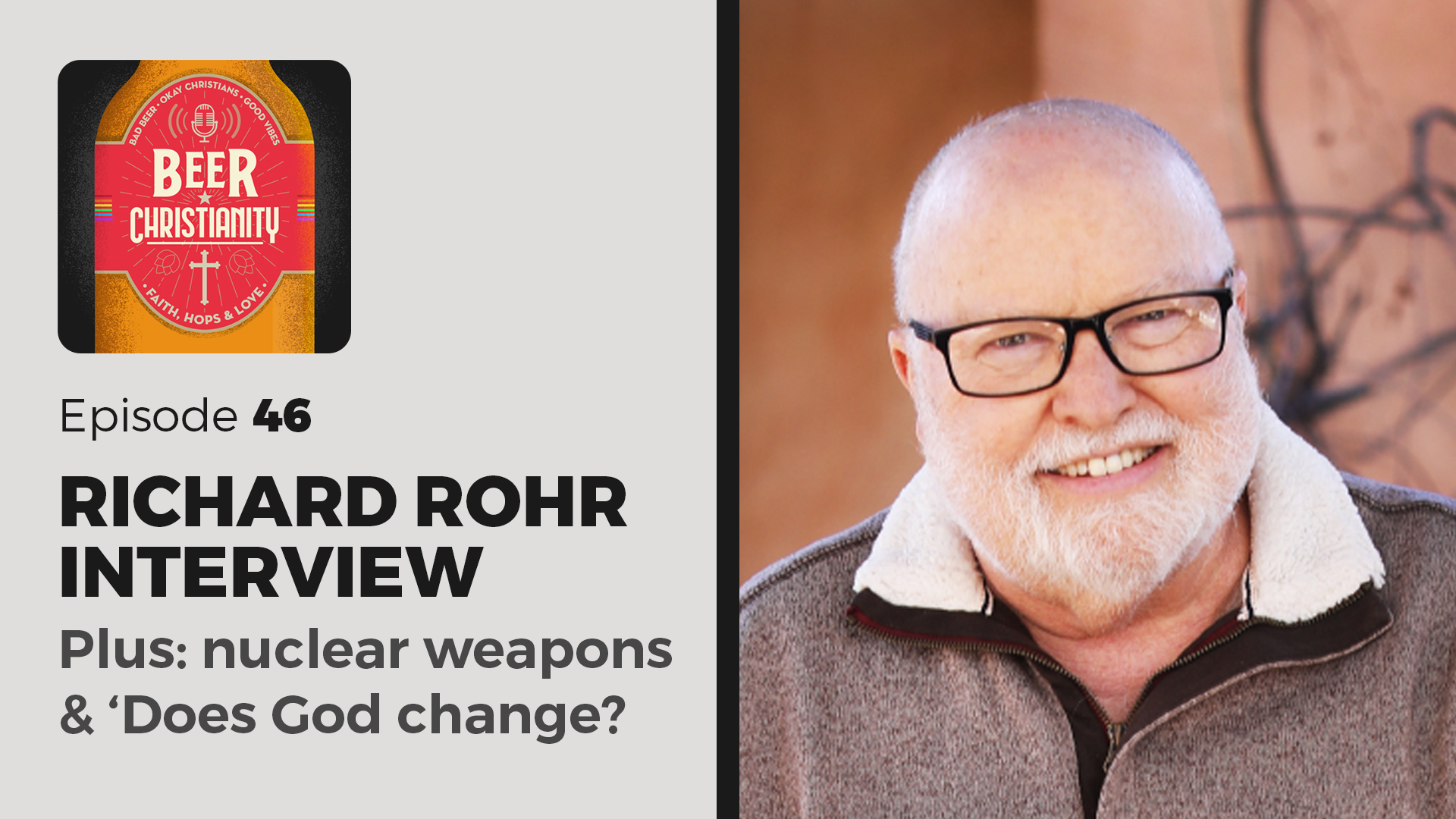 Richard Rohr Beer Christianity