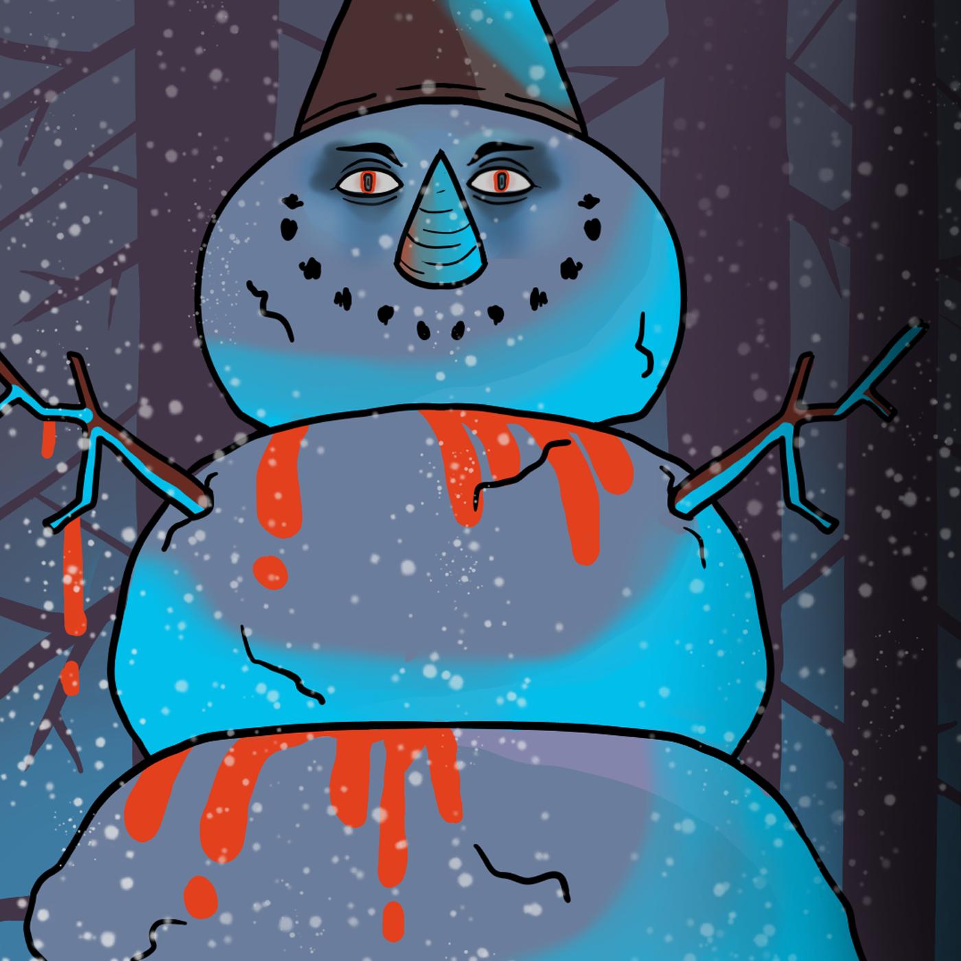 Снеговик / Страшная история
