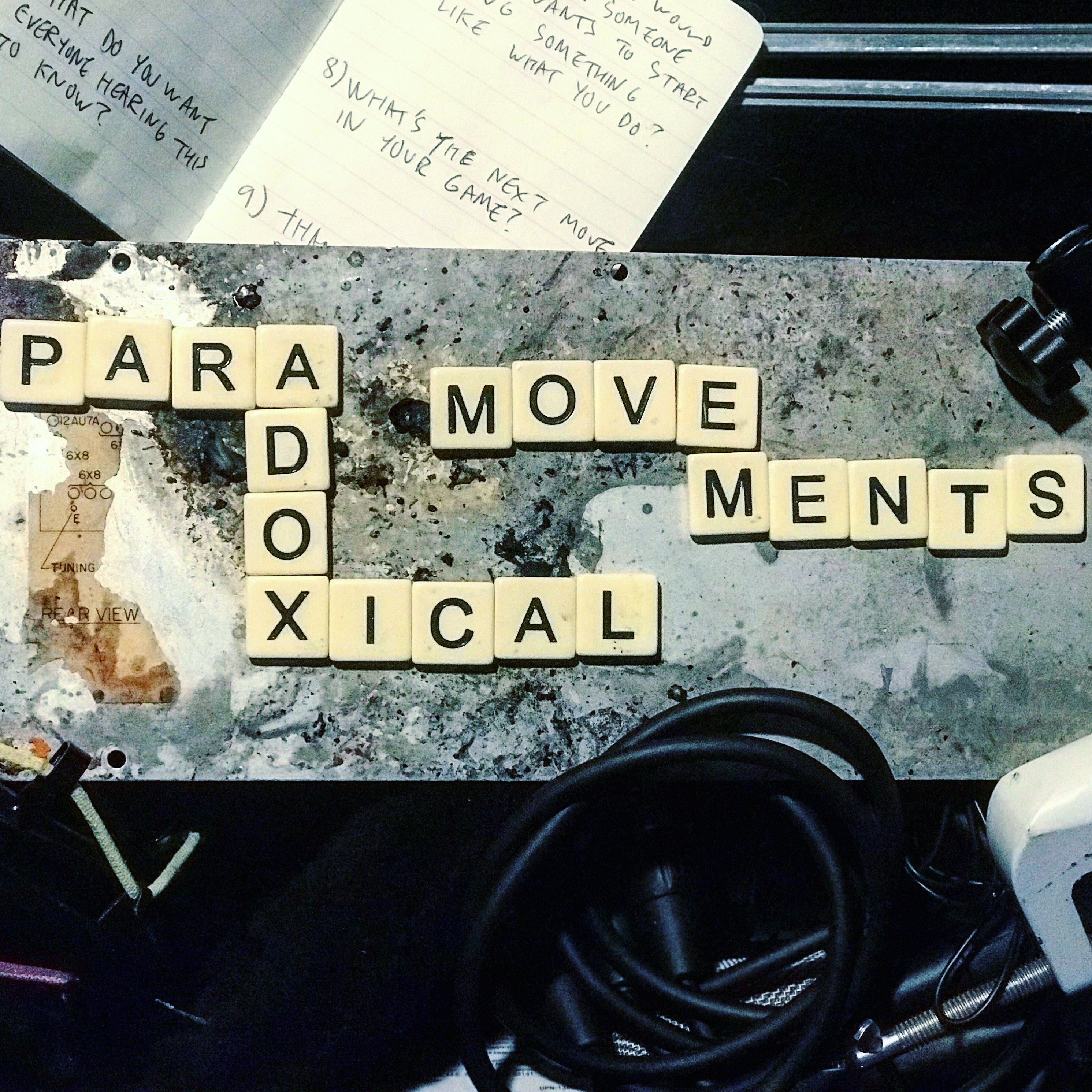Paradoxical Movements show art
