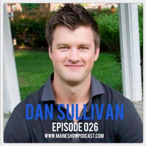 Episode 026 - Former UMaine Hockey Goalie Dan Sullivan