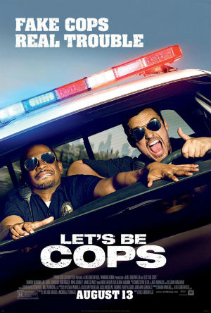 Ep. 30 - Let's Be Cops (The Majestic vs. Catch Me If You Can)