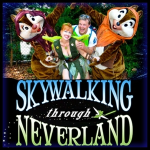 #038: Richard and Sarah Woloski, hosts of Skywalking Through Neverland