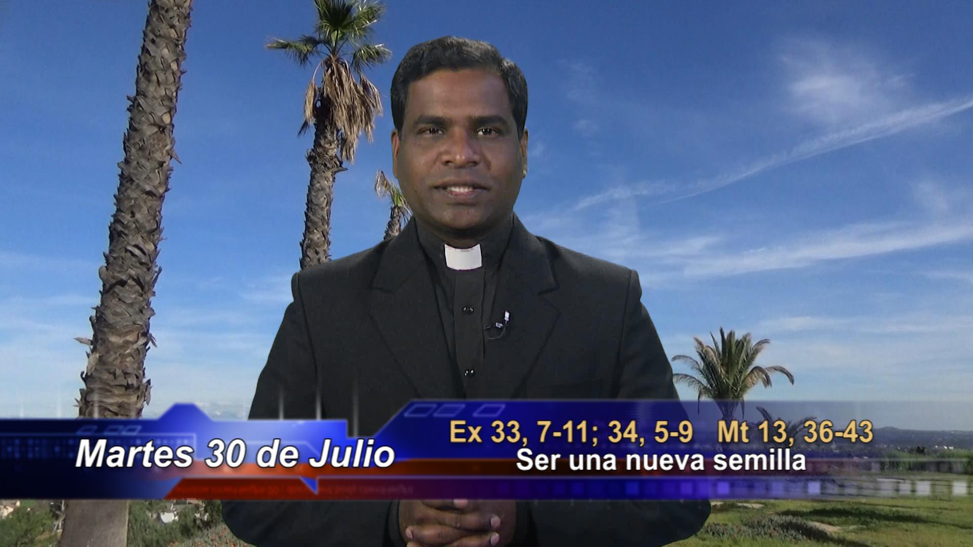Artwork for Dios te Habla con Fr. Deeber Yonas, SVD; El tema: SER UNA BUENA SEMILLA