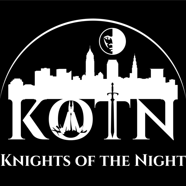 Knights of the Night Actual Play Podcast show art