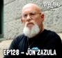 Artwork for EP128 - Jon Zazula
