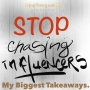 Artwork for Episode#15 'Stop Chasing Influencers' book-My Biggest Takeaways