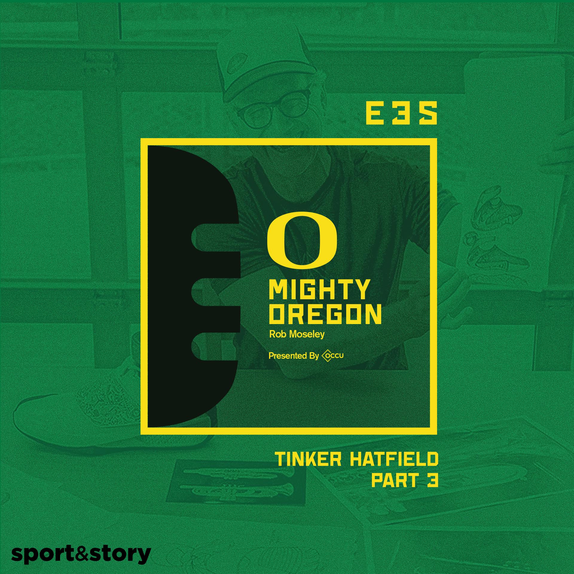 35. Tinker Hatfield (Part Three): Cracking The Code