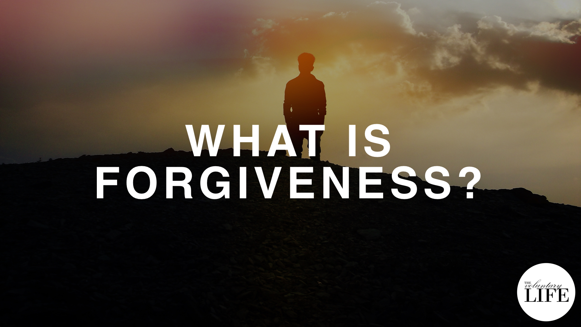 305 What Is Forgiveness?