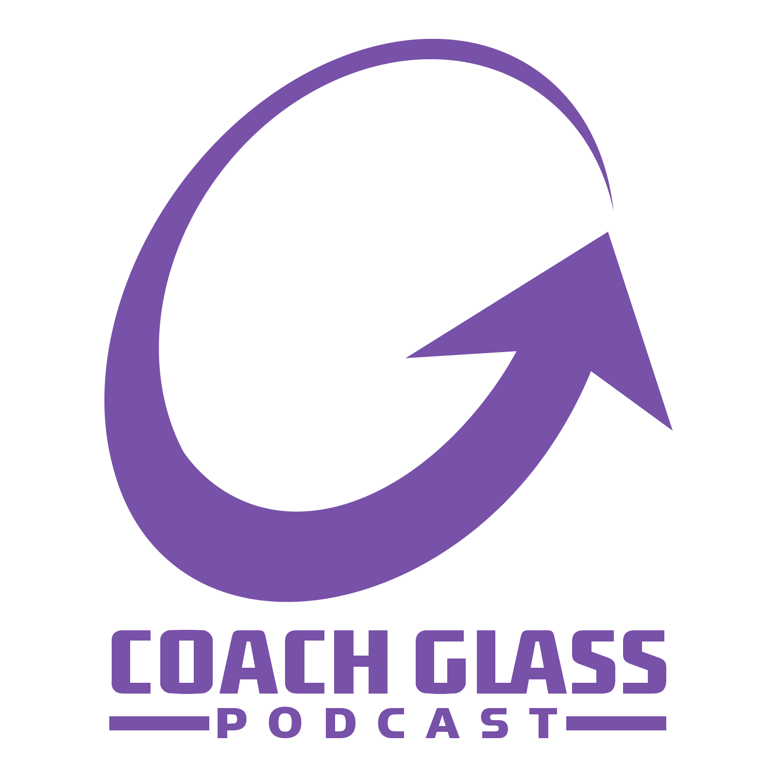 Coach Glass Podcast show art