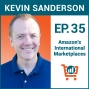 Artwork for Building an International Ecommerce Empire on Amazon, Ep #35