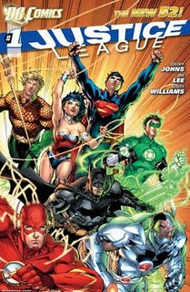 The Fanboy Power Hour Episode One: Flashpoint and Justice League #1.