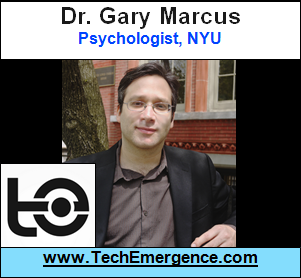 What Our Brains are Good at, and Bad at, and Why That Matters - with Dr. Gary Marcus