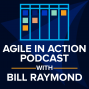 Artwork for Agile for the enterprise with Sarah Elk and Darrell Rigby