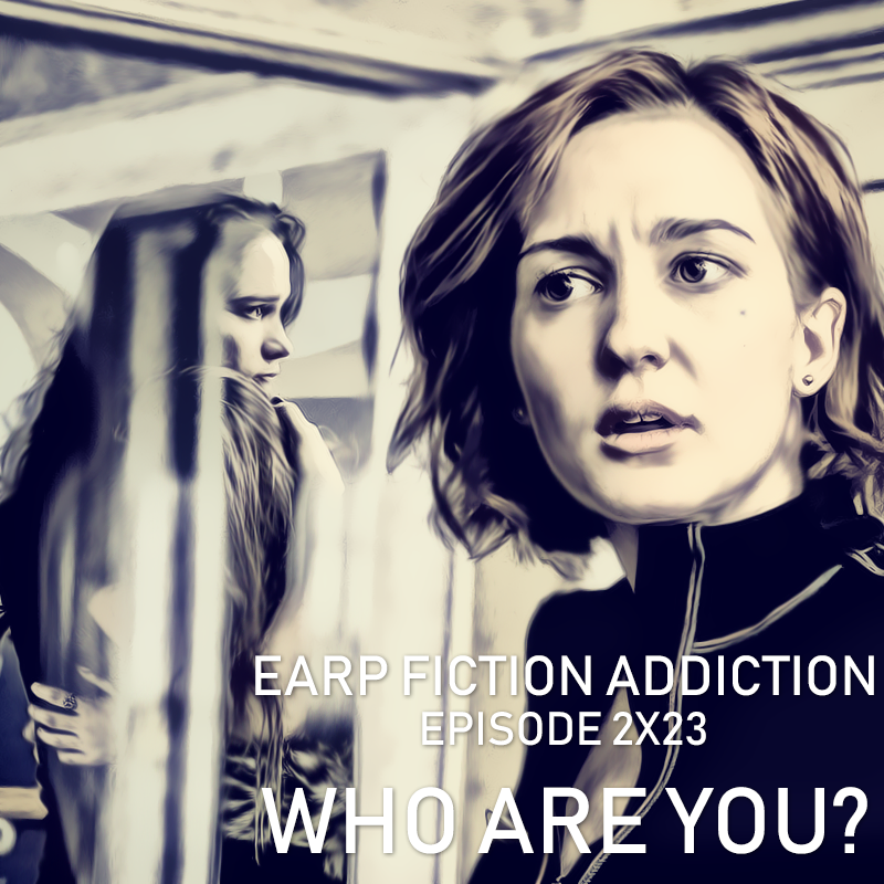 Artwork for Who Are You?