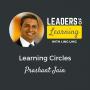 Artwork for Learning Circles with Prashant Jain