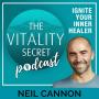 Artwork for Ep 28 Ignite Your Inner Healer - by Neil Cannon, Author The Vitality Secret (Webinar Recording)