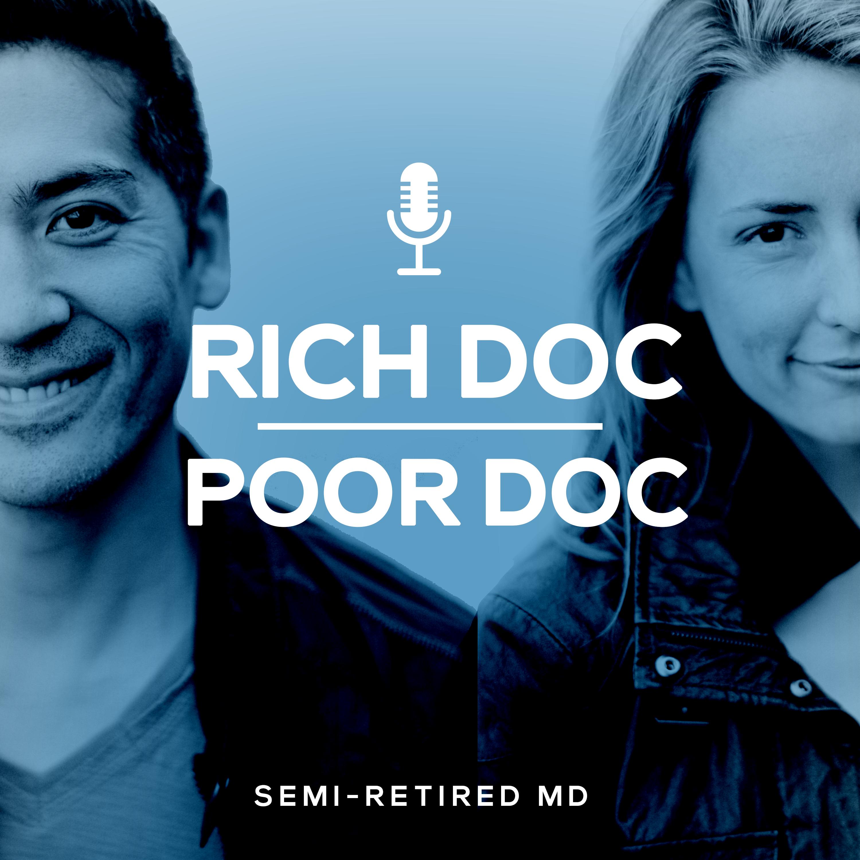 Rich Doc Poor Doc show art