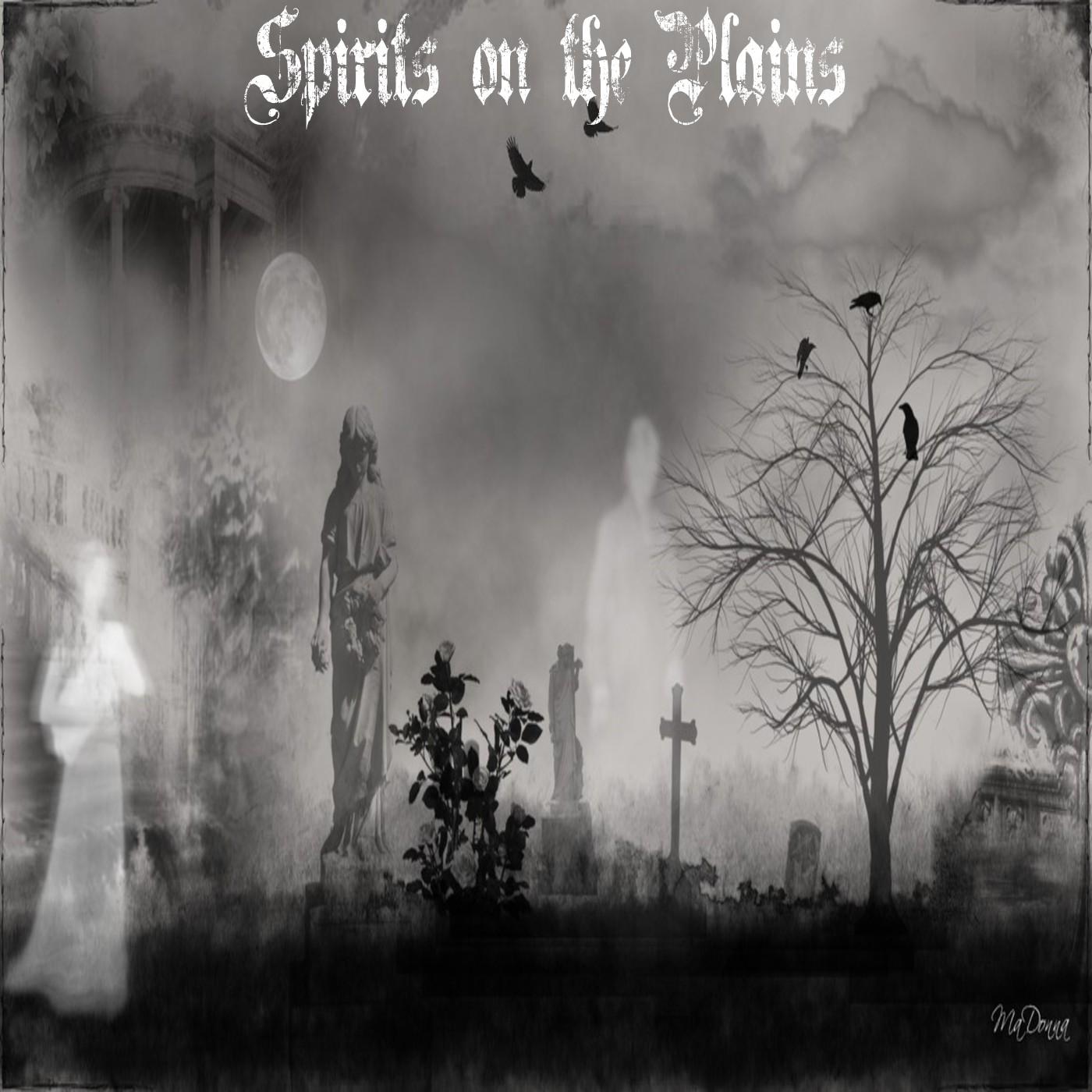 Spirits on the Plains show art