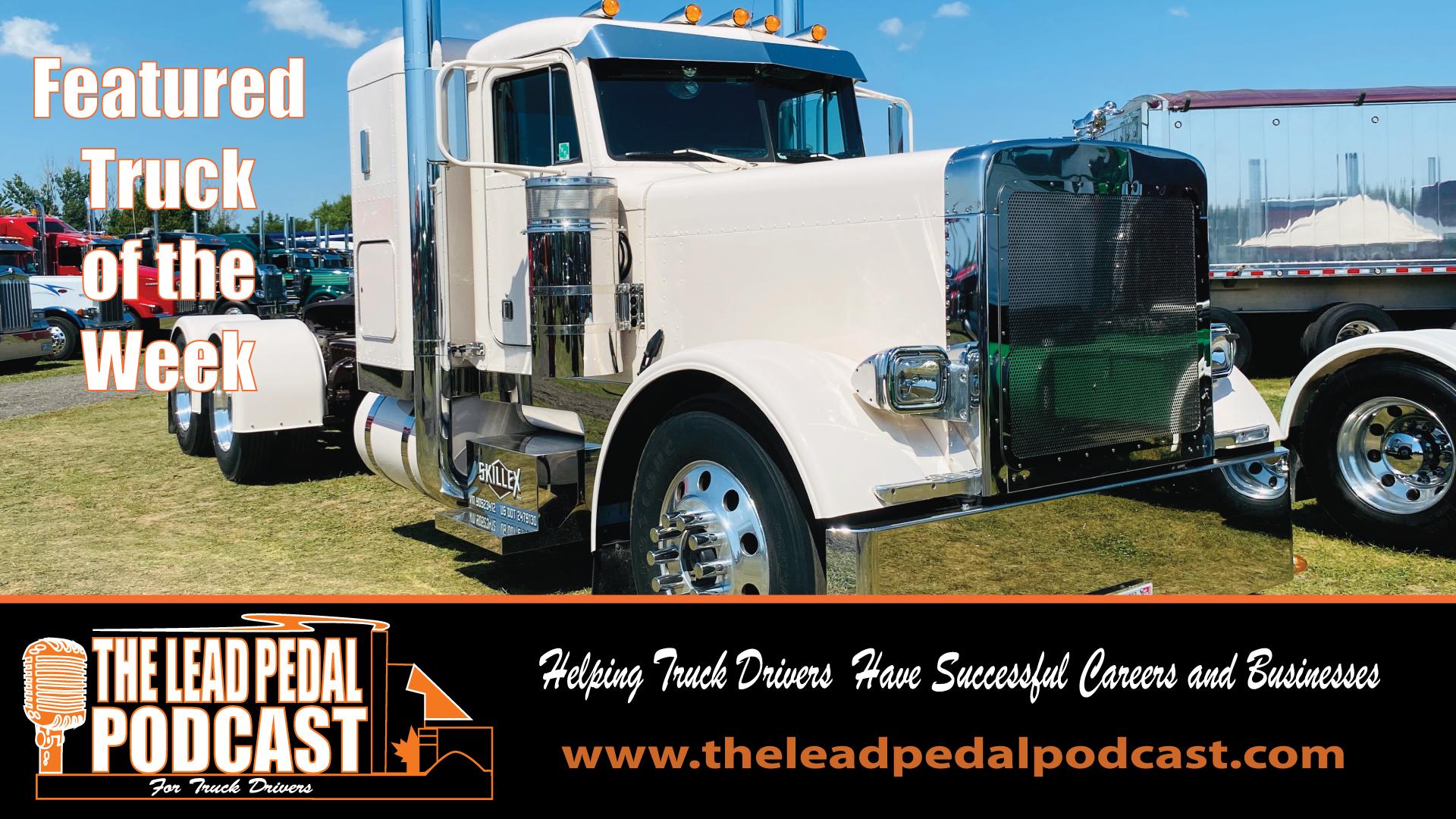LP615 Featured Truck of the Week - Skillex Peterbilt