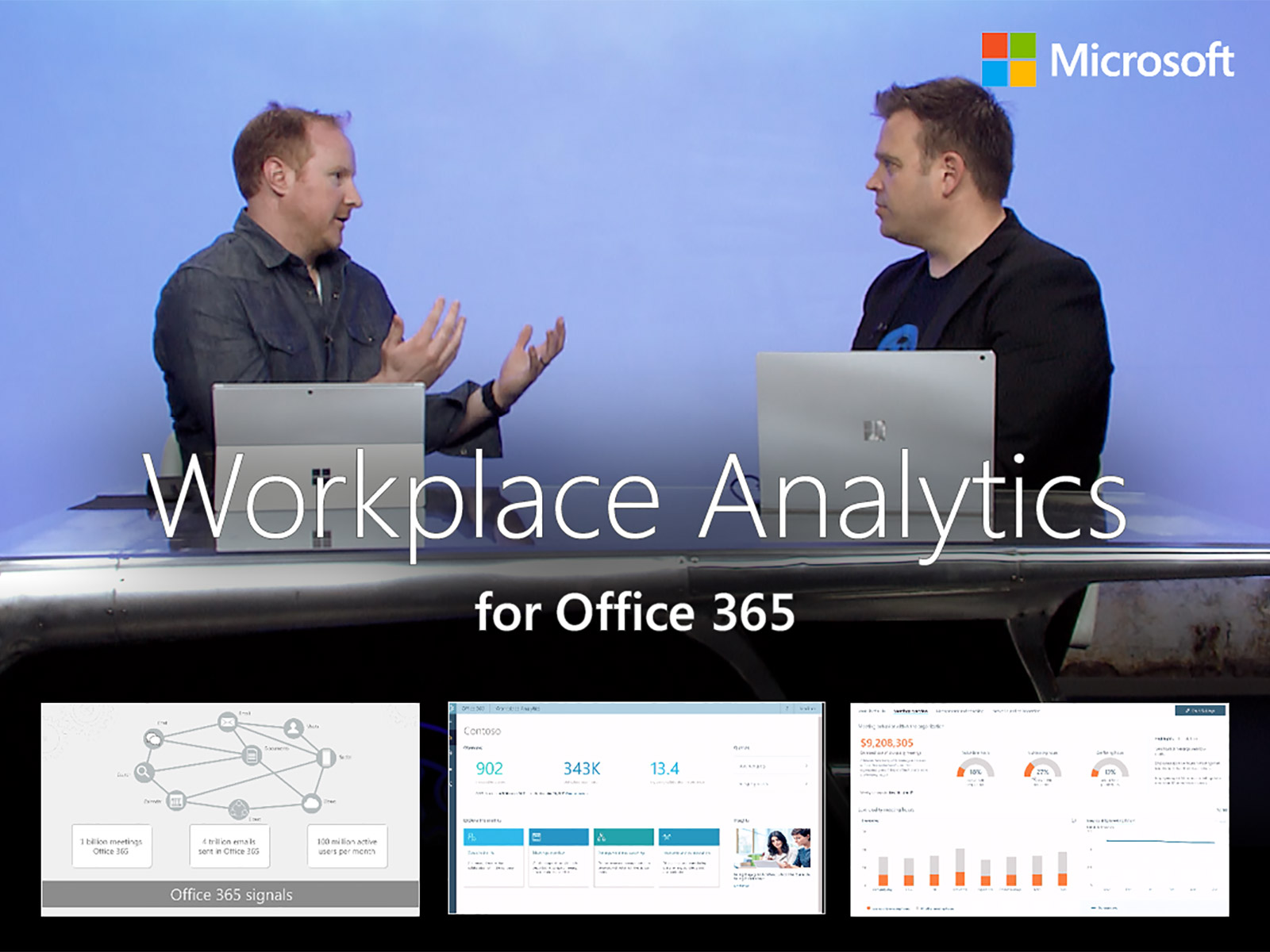 Artwork for Workplace Analytics for Office 365