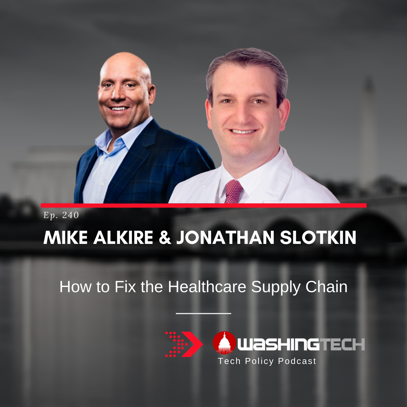 Mike Alkire and Jonathan Slotkin