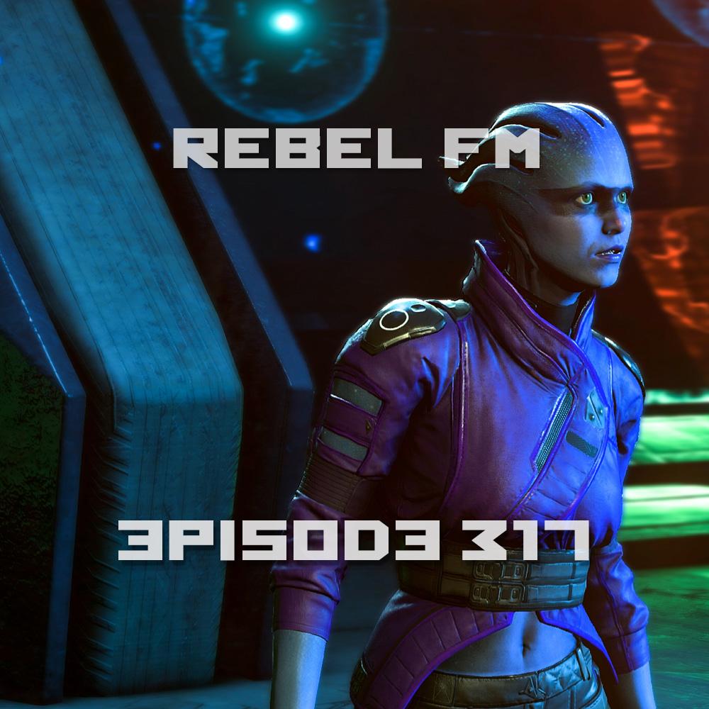 Rebel FM Episode 317 - 12/02/2016