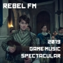 Artwork for The 2019 Rebel FM Game Music Spectacular