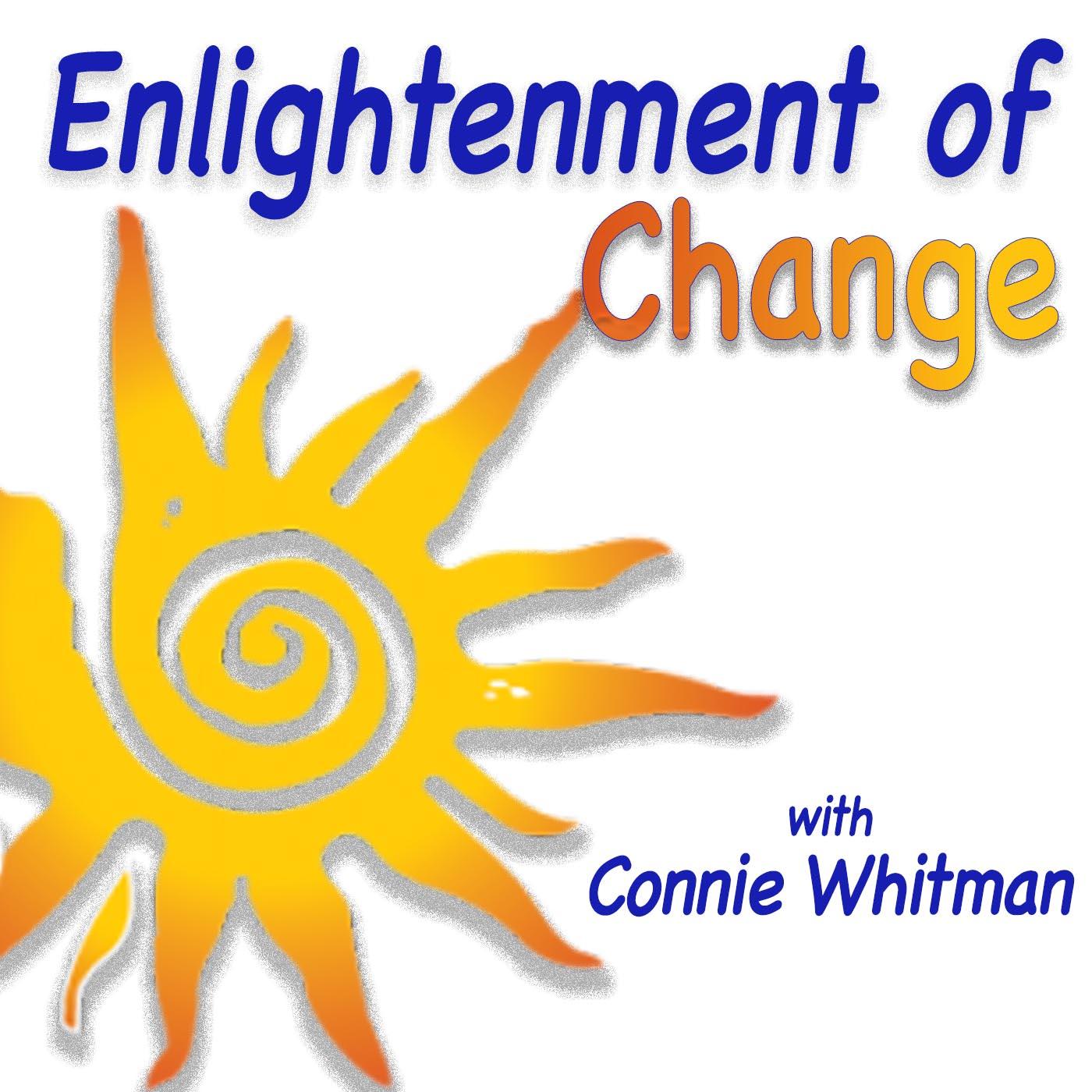 Enlightenment of Change show art