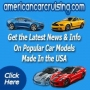 Artwork for American Car Cruising's Flash Briefing, latest episode