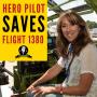 Artwork for Hero Pilot Captain Tammie Jo Shults Saves Flight 1380