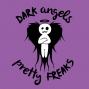 "Artwork for DAPF #201. Dark Angels & Pretty Freaks #201 ""Hairy Heck"""
