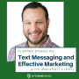 Artwork for Clienting #14: Text Messaging and Marketing with Marshall Lichty