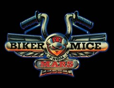 Back in Toons -Biker mice from Mars & Bucky O'hare